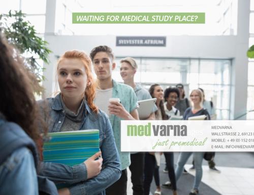 Warten auf Medizinstudienplatz?